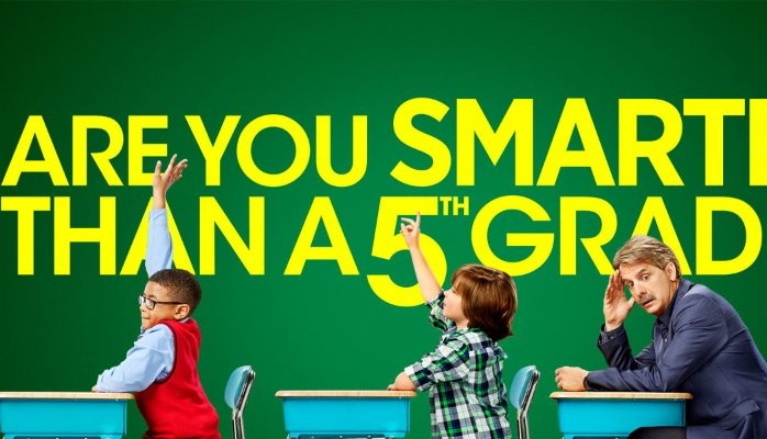 Guest Star on hit show 'Are You Smarter Than a 5th Grader