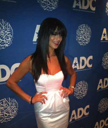 Keynote Speaker at the Arab American Anti-Discrimination Committee Gala in Washington DC