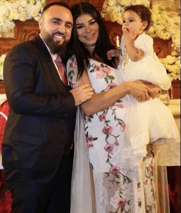 Rima Fakih gives birth to second child, Joseph