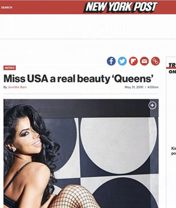 First Immigrant, first Arab, first Lebanese to be crowned Miss USA