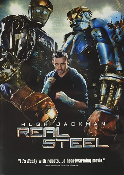 "Invited to appear on feature film ""Real Steel"" an American science-fiction film starring Hugh Jackman and directed by Shawn Levy"