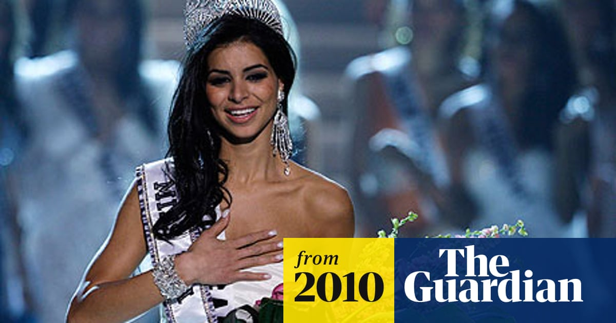 Rima Fakih Slaiby celebrates her 10 Year Anniversary of winning Miss USA