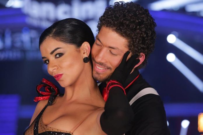 Finalist on Dancing With the Stars, Middle East