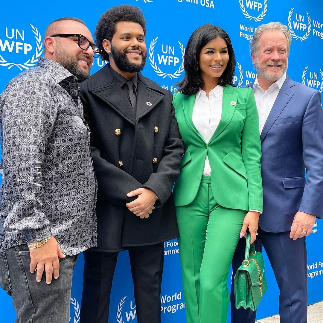 The Weeknd Named Goodwill Ambassador Of United Nations World Food Programme