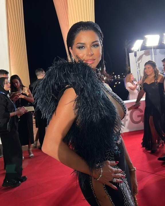 Named As One Of The Best Dressed Celebs At The 2021 El Gouna Film Festival